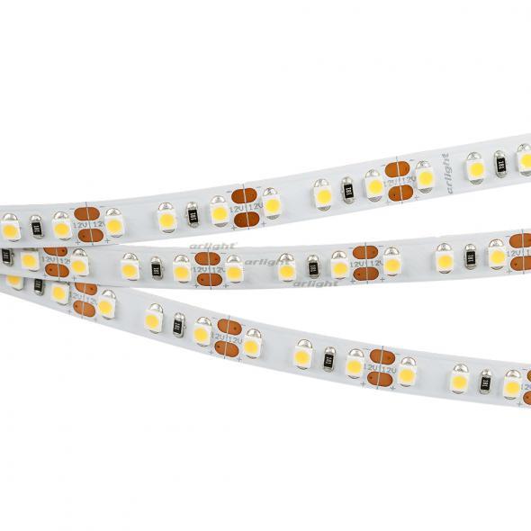 Arlight Лента 5 метров RT 2-5000 12V Warm2700 2x (3528, 600 LED, LUX) лента arlight 015702