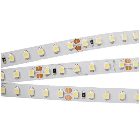 Arlight Лента 5 метров RT 2-5000 24V Day4000 2x (3528, 600 LED, LUX) лента arlight 015702