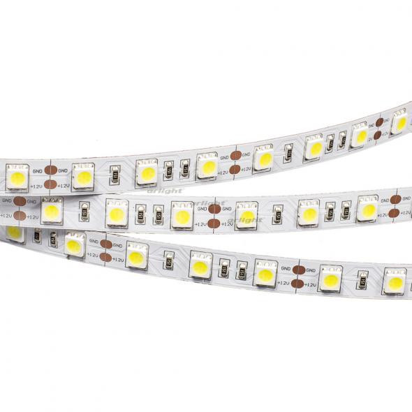 Arlight Лента 5 метров RT 2-5000 12V Day4000 2x (5060, 300 LED, LUX) лента arlight 015702