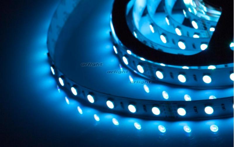 цена на Arlight Лента 5 метров RT 2-5000 24V RGBW-One White 2x (5060, 300 LED, LUX)