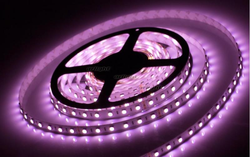 цена на Arlight Лента 5 метров RT 2-5000 24V RGBW-One Warm 2x (5060, 300 LED, LUX)