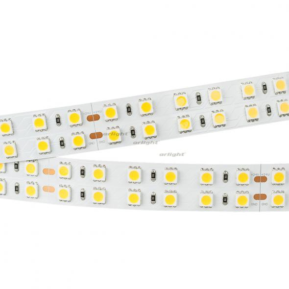 Arlight Лента 5 метров RT 2-5000 24V Warm2700 2x2 (5060, 720 LED, LUX) лента arlight 015702