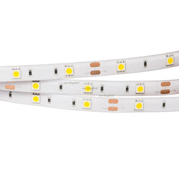 Arlight Лента 5 метров RTW 2-5000SE 12V White (5060, 150 LED, LUX) лента arlight 015702