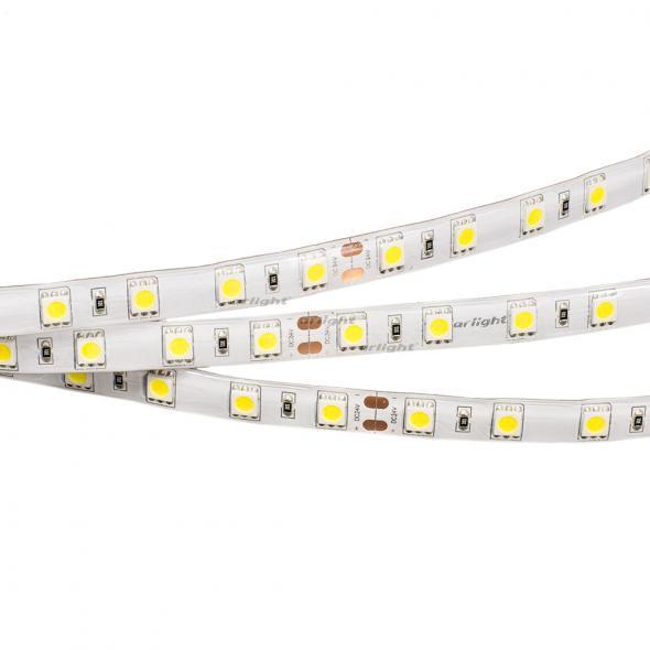 Arlight Лента 5 метров RTW 2-5000SE 24V White 2x (5060, 300 LED, LUX) лента arlight 015702