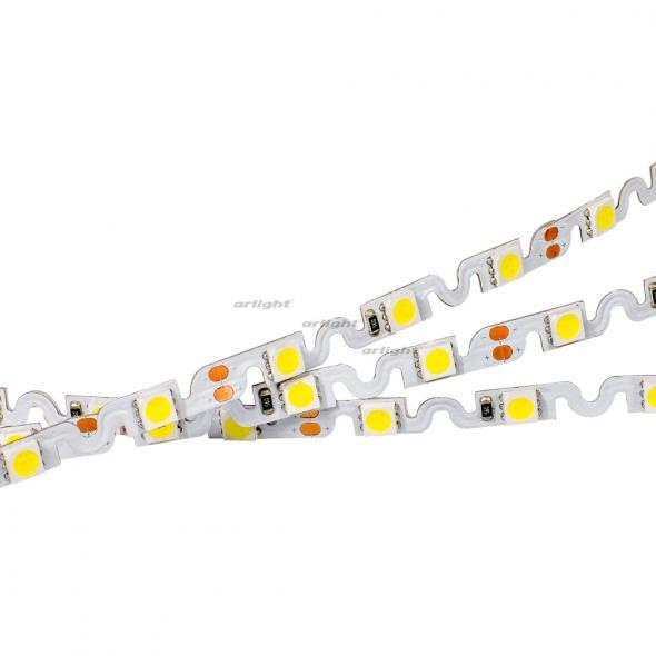Arlight Лента 5 метров RZ 2-5000 12V Green 2x (5060, 240 LED, Wave) лента arlight 015702