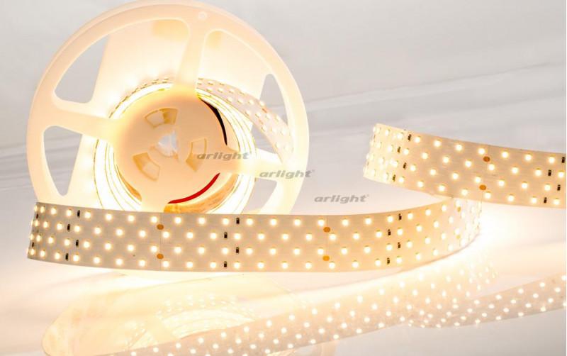 Arlight Лента 2,5 метра RT 2-2500 24V Warm2700 4x2 (2835, 700 LED, LUX) цена 2017