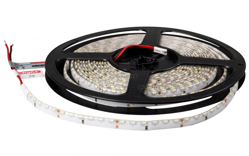 Arlight Лента 5 метров RSW 2-5000SE 24V Day 2x (335, 600 LED, LUX)