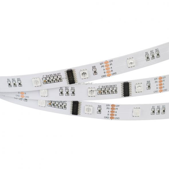 Arlight Лента 5 метров DMX-5000 12V RGB (5060, 150 LEDx3) лента arlight 022648
