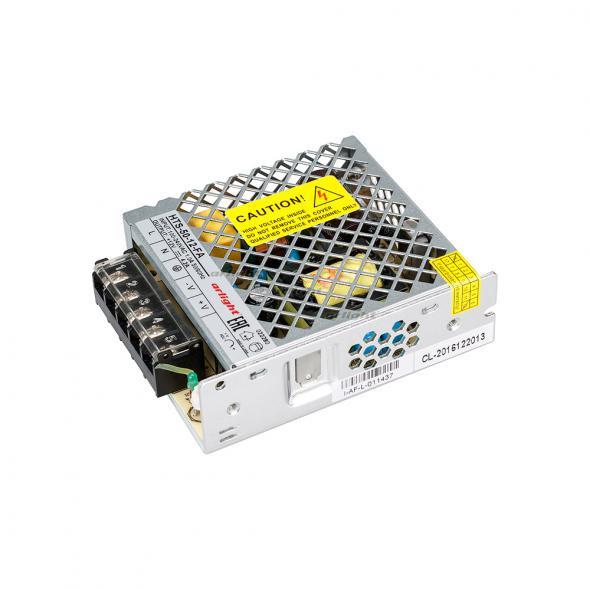 Arlight Блок питания HTS-50-12-FA (12V, 4.2A, 50W)
