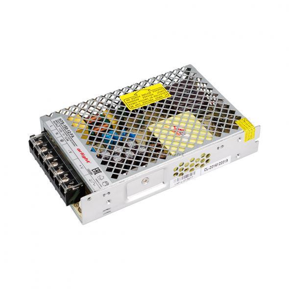 Arlight Блок питания HTS-150-12-FA (12V, 12.5A, 150W) arlight блок питания hts 150 24ls 24v 6 25a 150w
