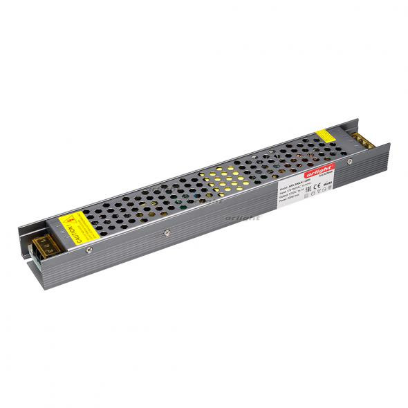 Arlight Блок питания APS-200LN-12BM (12V, 16.7A, 200W) arlight блок питания aps 100l 12bm 12v 8 3a 100w