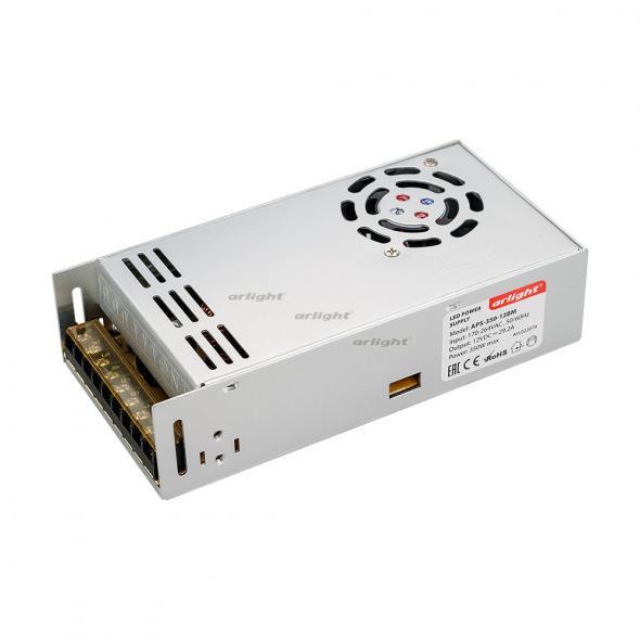 Arlight Блок питания APS-350-12BM (12V, 29.2A, 350W) arlight блок питания aps 100l 12bm 12v 8 3a 100w