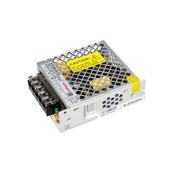 Arlight Блок питания HTS-50-24-FA (24V, 2.2A, 50W) arlight блок питания hts 150 24 fa 24v 6 5a 150w