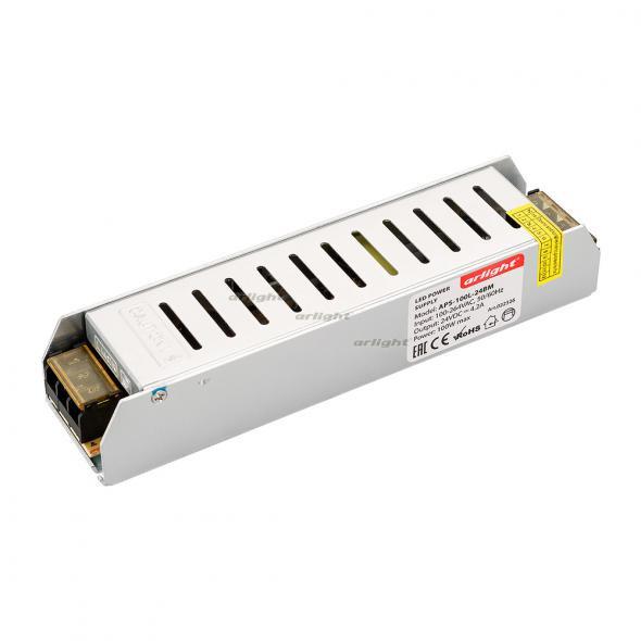 Arlight Блок питания APS-100L-24BM (24V, 4.2A, 100W) 1pc 100w canbus bau15s py21w error free 1156py amber yellow 20 led 3030smd 7507 ac12v 24v
