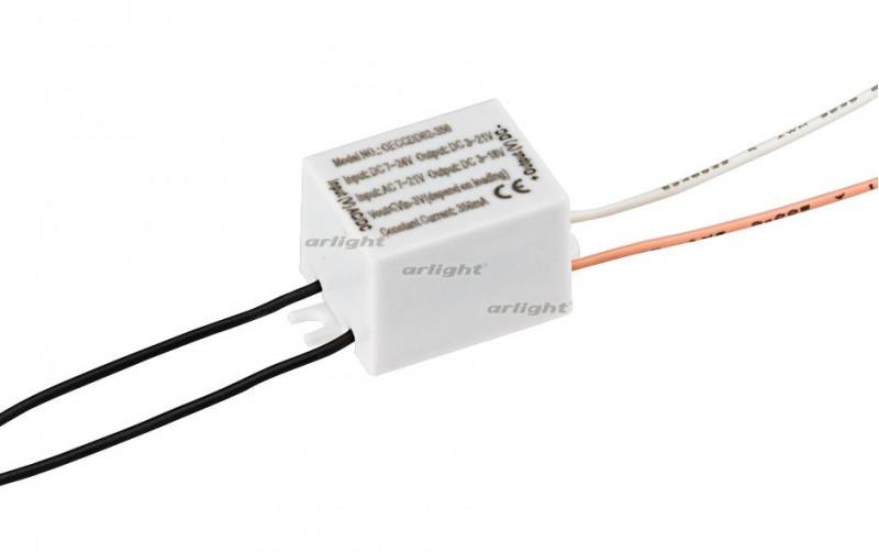 Arlight Блок питания ARPJ-OS12350 (4.2W, 350mA) контроллер arlight блок питания arpj lm421400 60w 1400ma