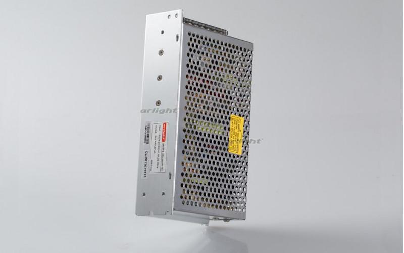 Arlight Блок питания ARD-150-24V-12V (4A, 100W+50W) 1pc 100w canbus bau15s py21w error free 1156py amber yellow 20 led 3030smd 7507 ac12v 24v