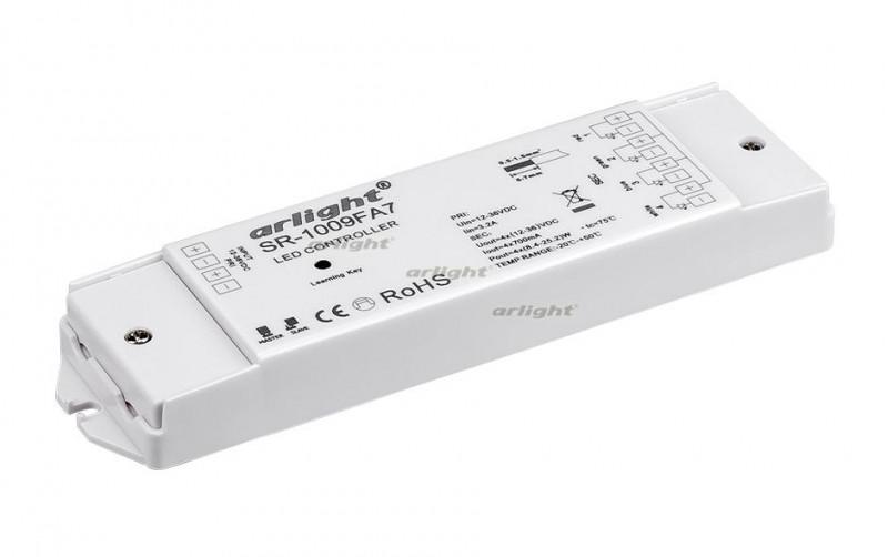 Arlight Контроллер тока SR-1009FA7 (12-36V, 4x700mA) arlight контроллер sunlite slesa u8