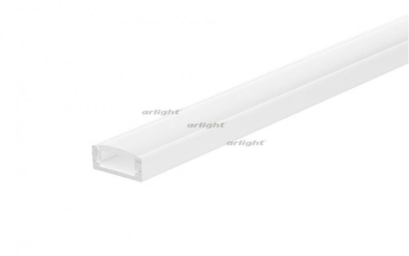 цена на Arlight Алюминиевый Профиль 2 метра MIC-2000 ANOD White