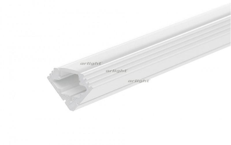 Arlight Алюминиевый Профиль 2 метра PDS45-T-2000 ANOD White arlight алюминиевый профиль 2 метра pds s 2000 anod white