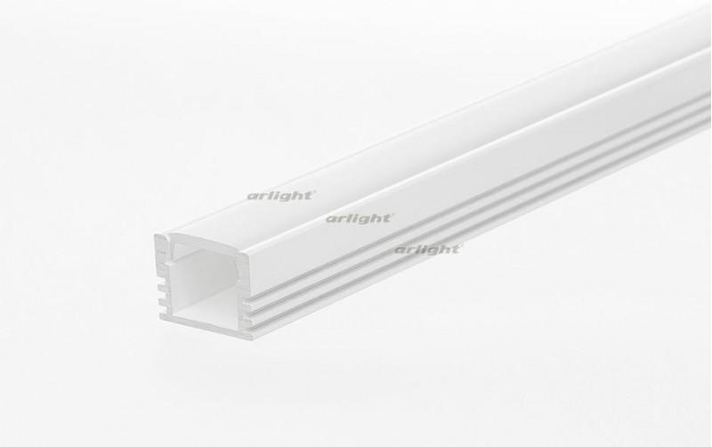 Arlight Алюминиевый Профиль 2 метра PDS-S-2000 ANOD White arlight алюминиевый профиль 2 метра pds s 2000 anod white