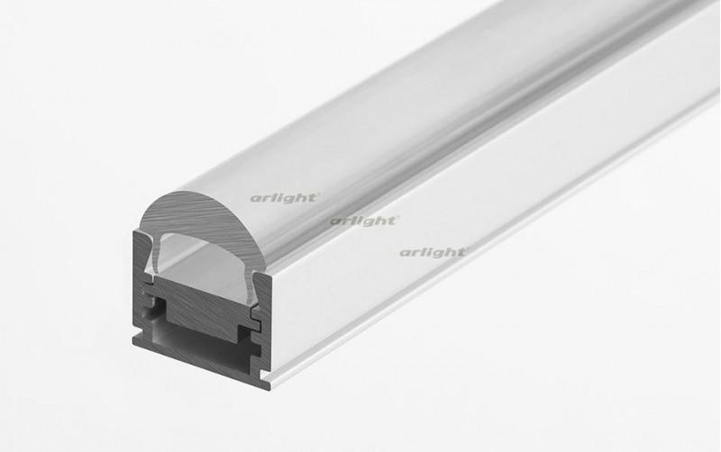 Arlight Алюминиевый Профиль 2 метра PDS-REGULOR-2000 ANOD arlight алюминиевый профиль 2 метра pds s 2000 anod white