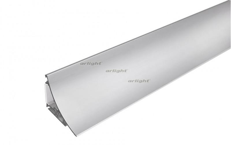 цена на Arlight Алюминиевый Профиль 2 метра KARNIZ-R-2000 ANOD