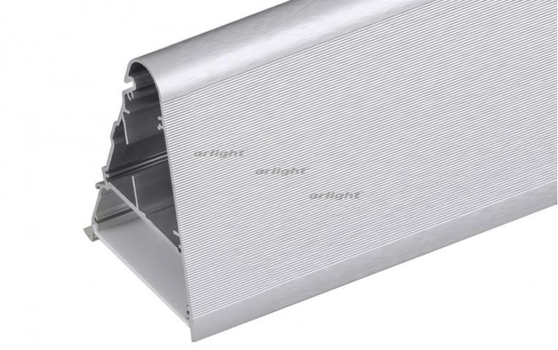 все цены на Arlight Профиль с экраном 2 метра ALU-TRIA-2000 ANOD+FROST онлайн