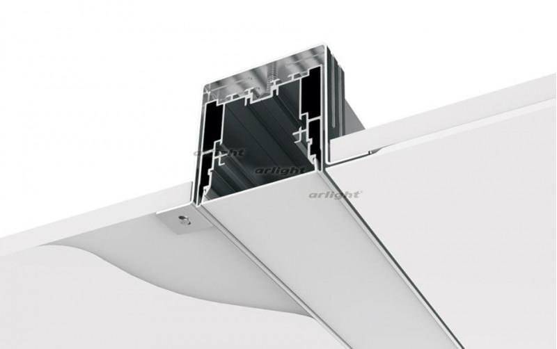 все цены на Arlight Профиль с экраном 2.5 метра S2-LINE-10570-2500 ANOD+OPAL онлайн
