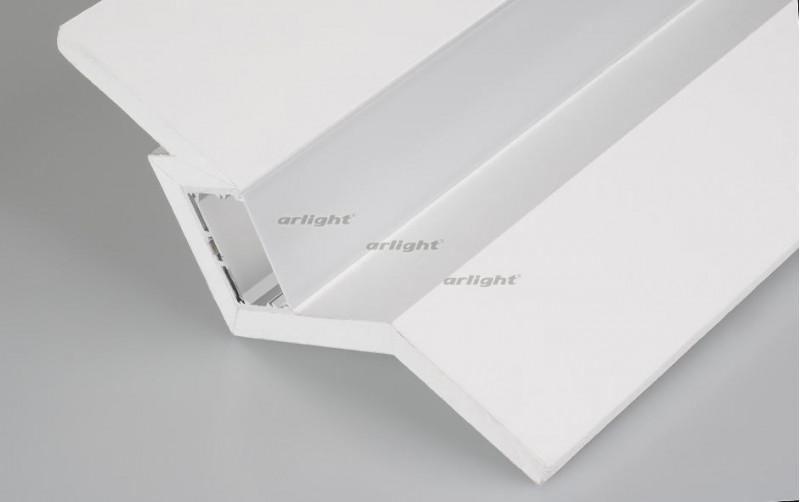 Arlight Декоративный Профиль 250 мм ARL-SLOT45-50-250 (ГКЛ 12.5мм)
