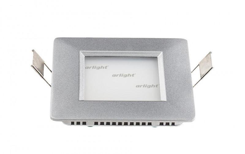 Arlight Светильник MS110x110-7W Warm White встраиваемый светильник 018905 arlight
