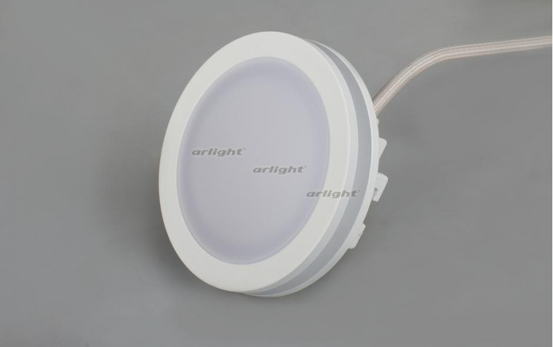 Arlight Светодиодная панель LTD-85SOL-5W White светодиодная лампа arlight 014137