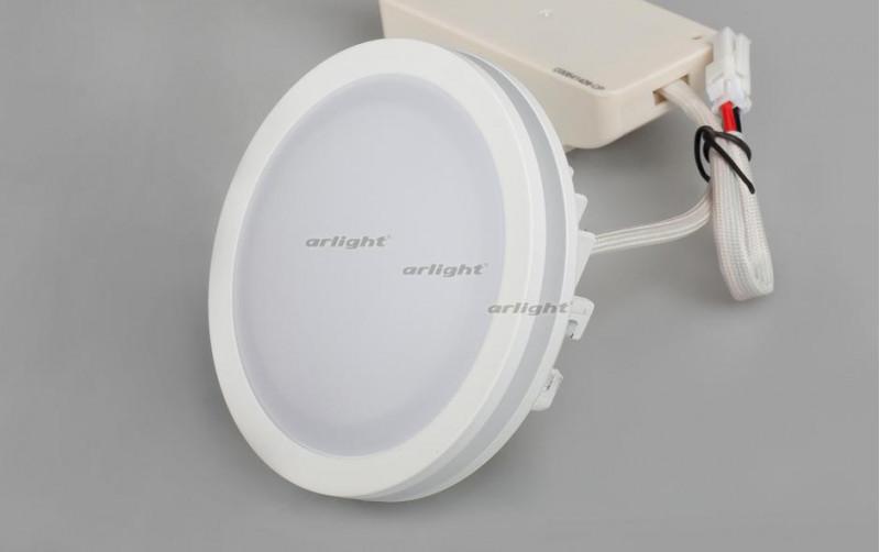 Arlight Светодиодная панель LTD-95SOL-10W White светодиодная лампа arlight 014137