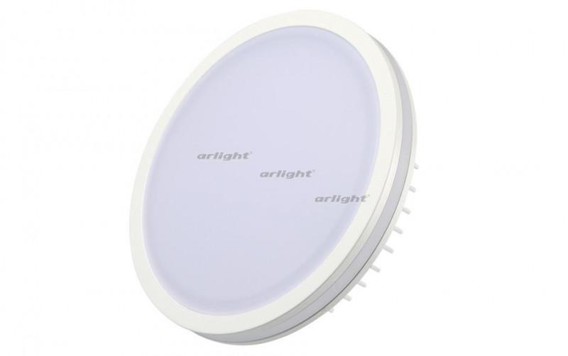 Arlight Светодиодная панель LTD-135SOL-20W Warm White светодиодная лампа arlight 014137