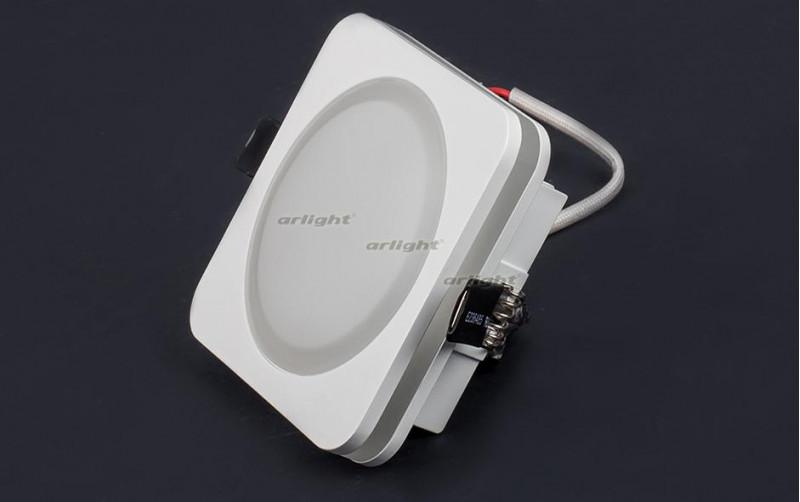 Arlight Светодиодная панель LTD-96x96SOL-10W White 6000K светодиодная лента 019105 arlight