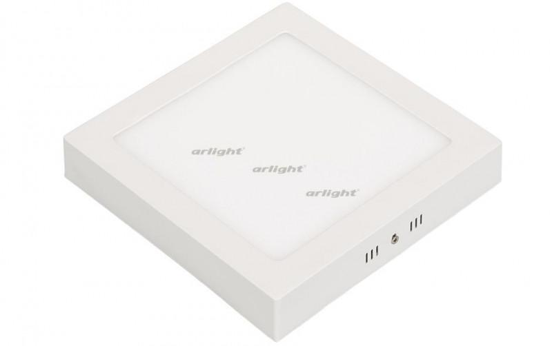 Arlight Светильник SP-S225x225-18W Warm White встраиваемый светильник 018905 arlight