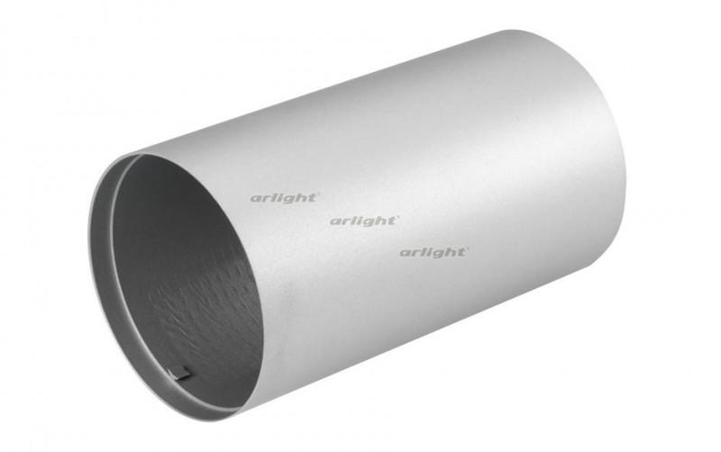 Arlight Цилиндр накладной SP-POLO-R85S Silver (1-3) накладной светильник 018861 arlight
