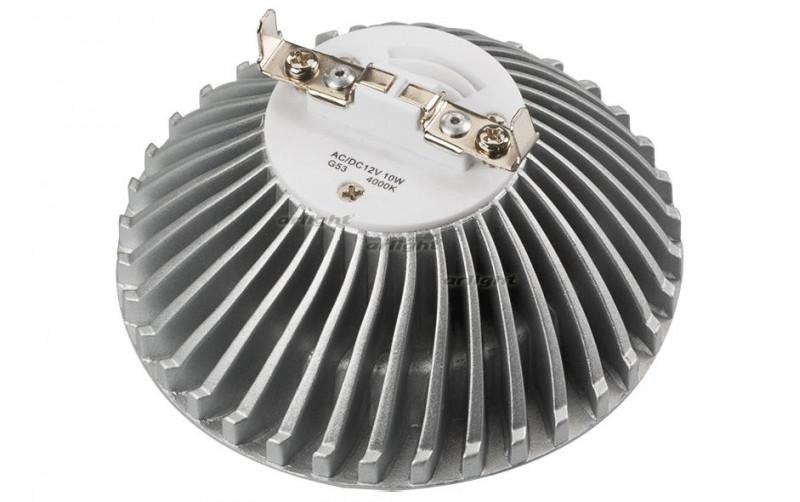 Arlight Светодиодная лампа MDS-AR111-9x1W 35deg Warm White 12V светодиодная лампа arlight 014137