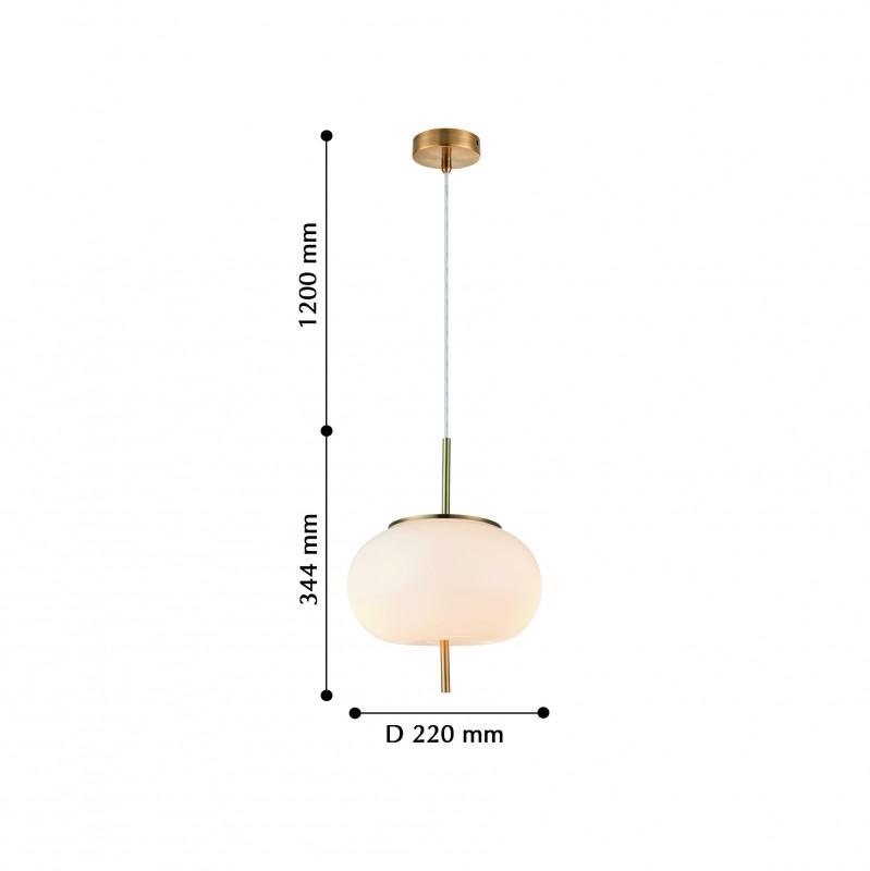 Купить Потолочный подвесной светильник Favourite 2336-1P в Энгельсе цена прайс-лист